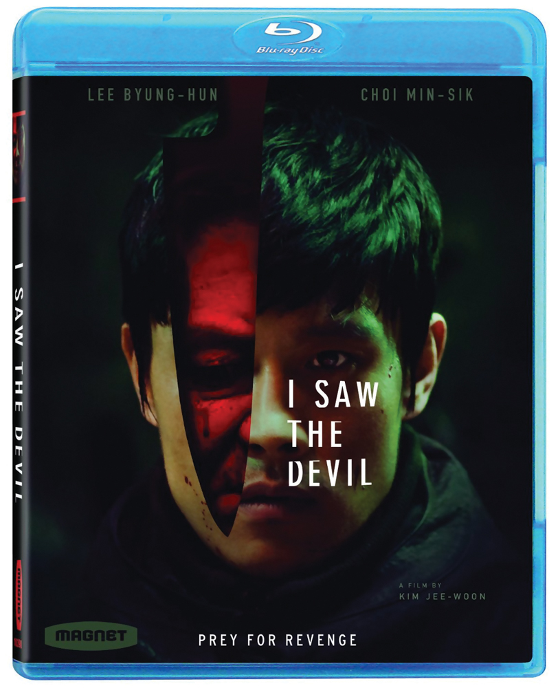 I Saw the Devil Blu-ray 876964003902