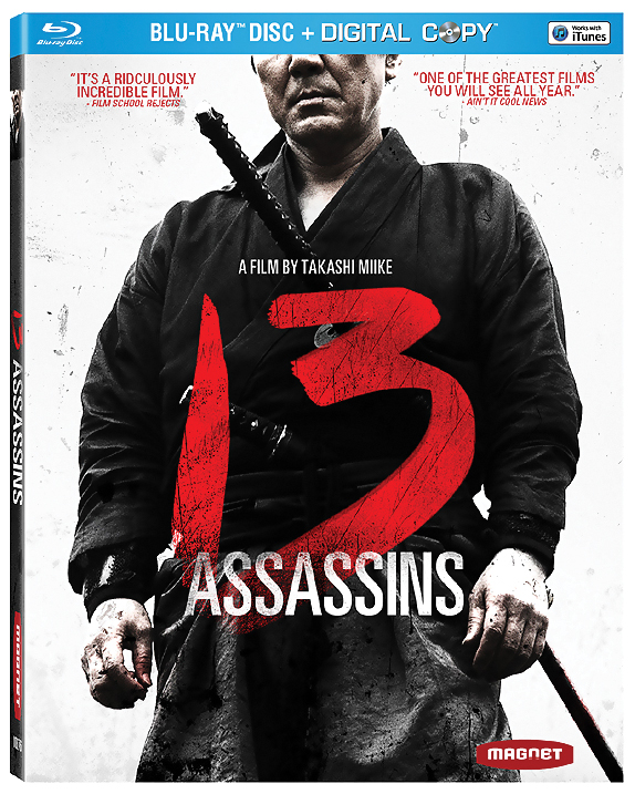 13 Assassins Blu-ray 876964003940