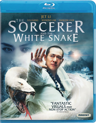 Sorcerer and the White Snake Blu-ray 876964005425