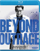 Beyond Outrage Blu-ray