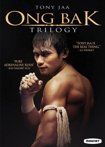 The Ong Bak Trilogy DVD 876964006996