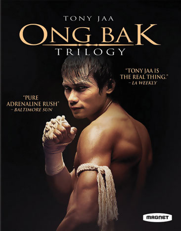The Ong Bak Trilogy Blu-ray 876964007009