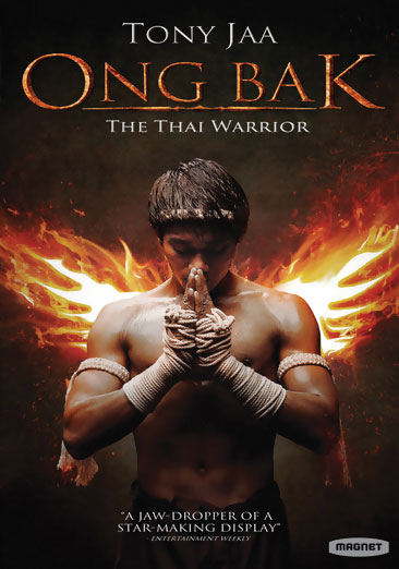 Ong Bak The Thai Warrior DVD 876964007153