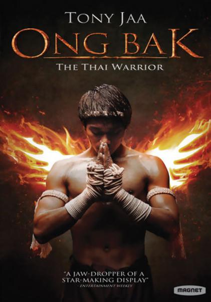 Ong Bak The Thai Warrior DVD