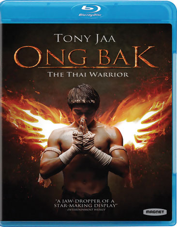 Ong Bak The Thai Warrior Blu-ray 876964007160