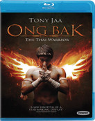 Ong Bak The Thai Warrior Blu-ray