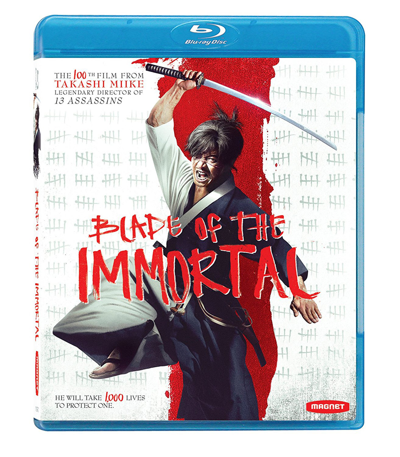 Blade of the Immortal Blu-ray 876964015776