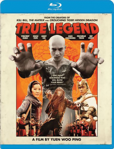 True Legend Blu-ray 883476059815