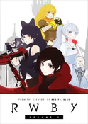RWBY DVD Volume 2
