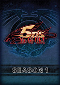 Yu-Gi-Oh! 5D's DVD Season 1