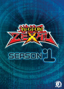Yu-Gi-Oh! Zexal Season 1 Complete Collection DVD