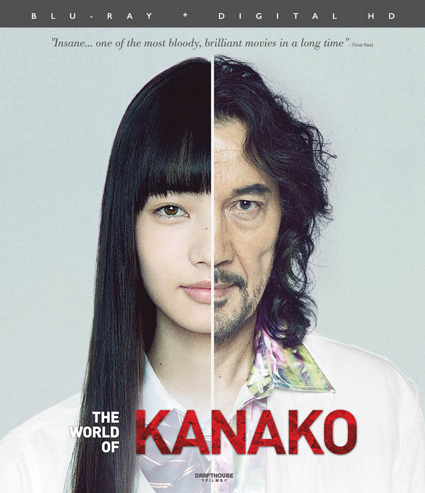 The World of Kanako Blu-ray 883476150031