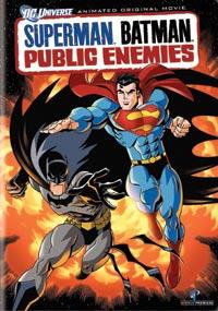 Superman/Batman: Public Enemies DVD 883929069934