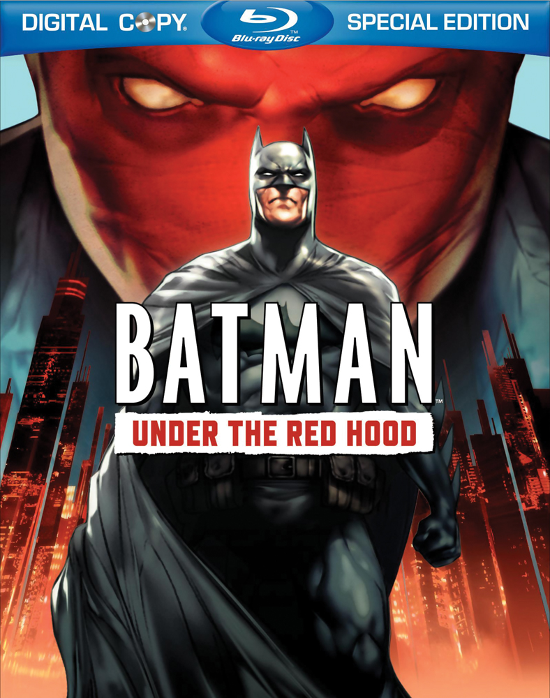 Batman: Under the Red Hood Blu-ray 883929099597