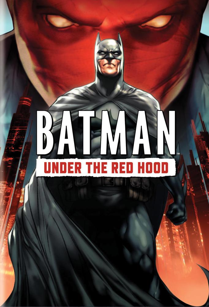 Batman: Under the Red Hood DVD 883929101061