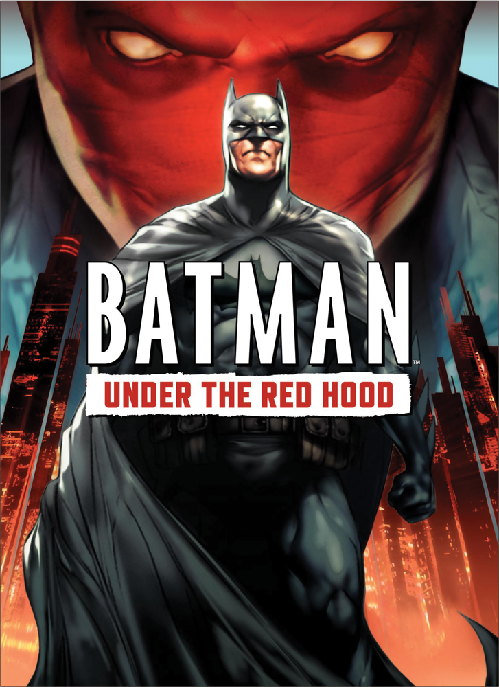 Batman: Under the Red Hood Special Edition DVD 883929101160