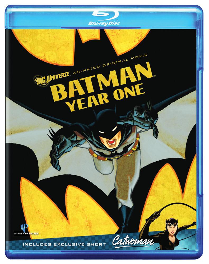 Batman: Year One Blu-ray 883929153602