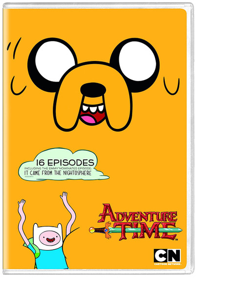 Adventure Time DVD It Came from the Nightosphere