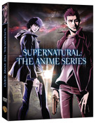 Supernatural The Anime Series DVD