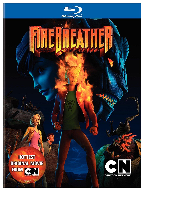 FireBreather Blu-ray 883929182916