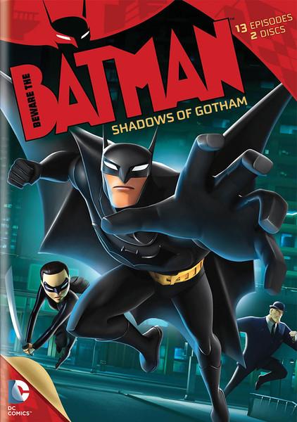 Gotham Season 1 Dvd Beware The Batman Season 1 Dvd