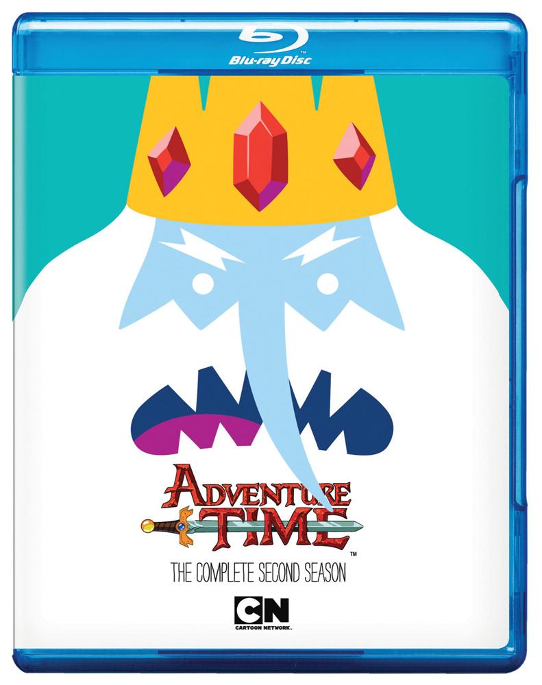 Adventure Time Blu-ray Complete Season 2 883929289462
