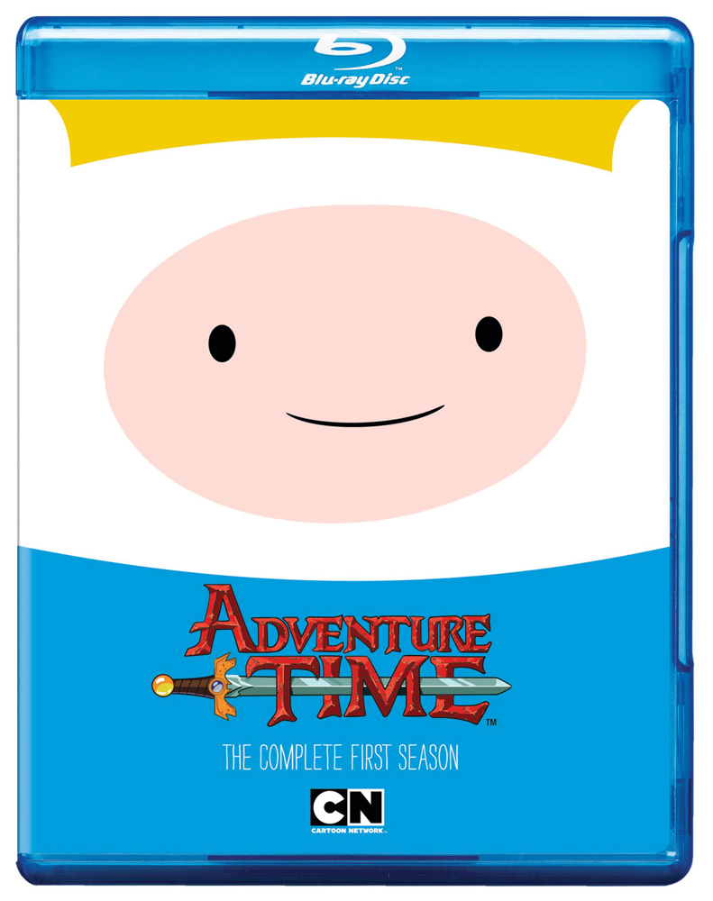 Adventure Time Blu-ray Complete Season 1 883929322343