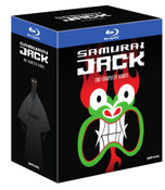 Samurai Jack Box Set Blu-ray