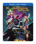 Batman Ninja Steelbook Blu-ray