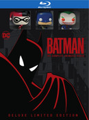 Batman The Complete Animated Series Deluxe Limited Edition Blu-ray
