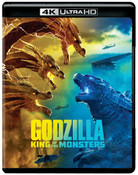 Godzilla King of the Monsters 4K HDR/2K Blu-ray