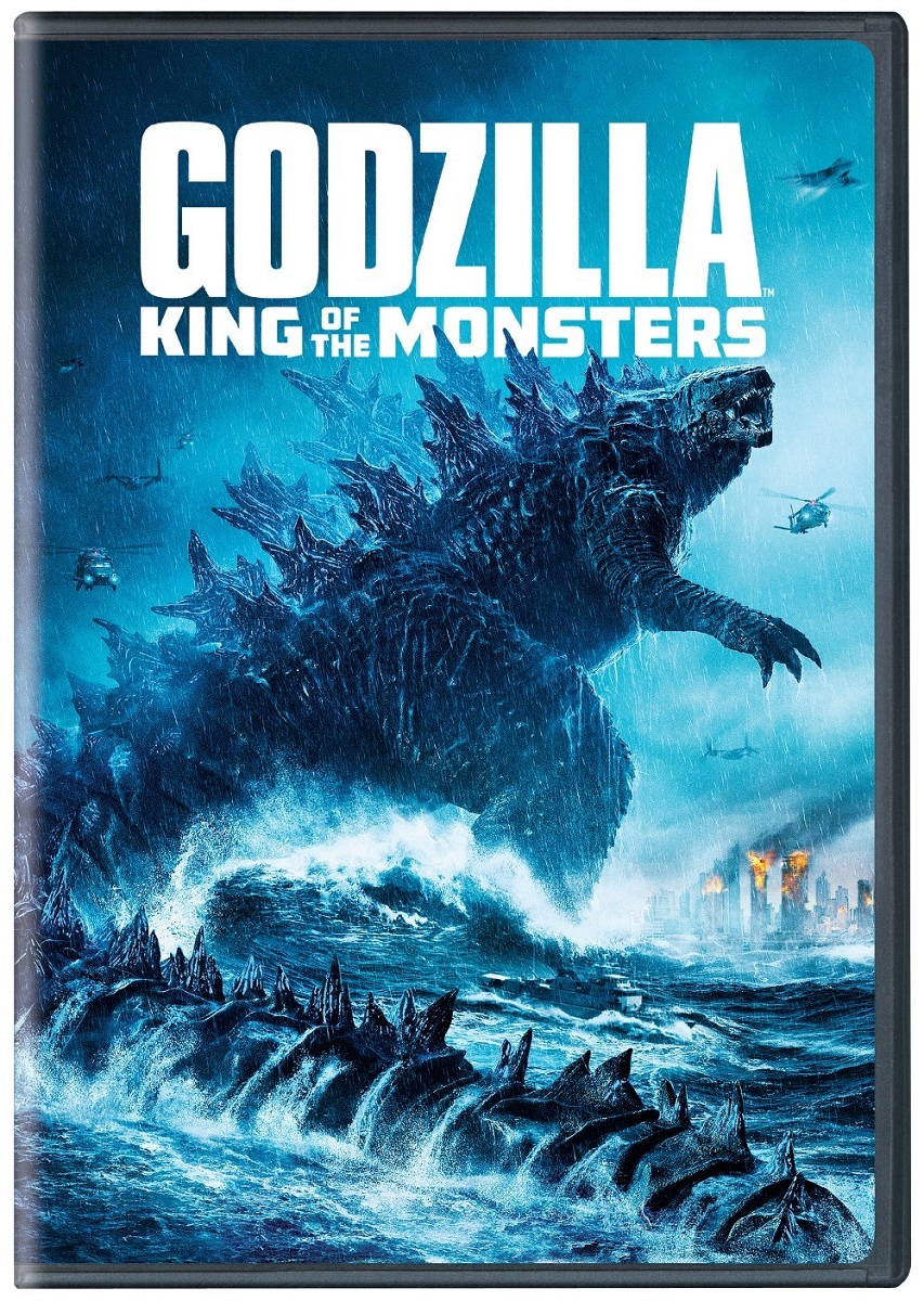 Godzilla King of the Monsters Special Edition DVD