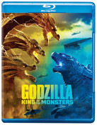 Godzilla King of the Monsters Blu-ray/DVD