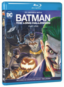 Batman The Long Halloween Part 1 Blu-ray