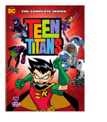 Teen Titans Complete Series DVD