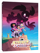 Steven Universe The Movie DVD