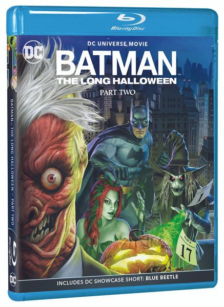 Batman The Long Halloween Part 2 Blu-ray