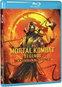 Mortal Kombat Legends Scorpion's Revenge Blu-ray