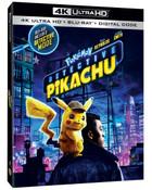 Pokemon Detective Pikachu 4K HDR/2K Blu-ray