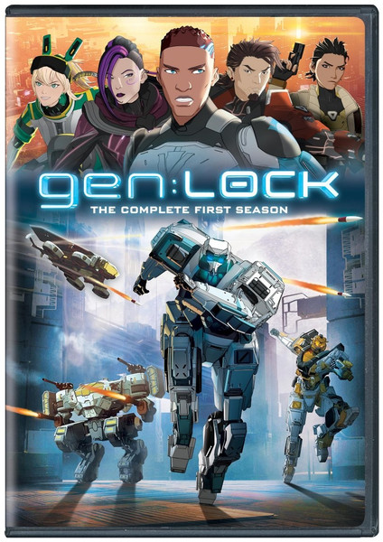 gen:LOCK Complete First Season DVD