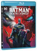 Batman Death in the Family Blu-ray