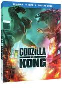 Godzilla vs Kong Blu-ray