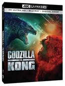 Godzilla vs Kong 4K HDR/2K Blu-ray
