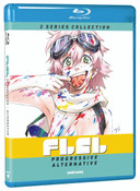 FLCL Progressive/Alternative Blu-ray
