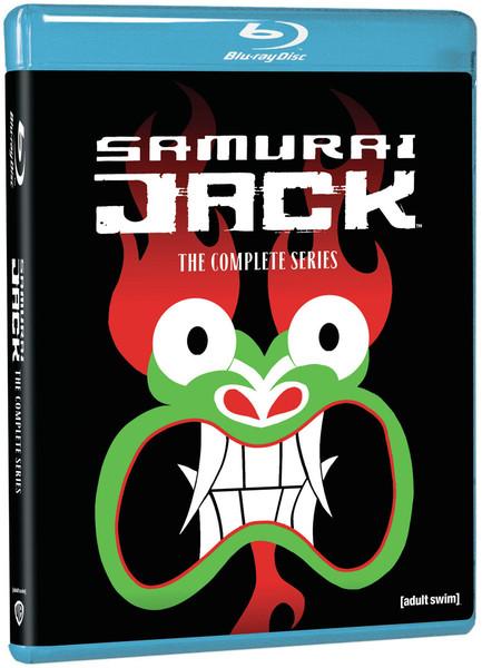 Samurai Jack Complete Series Blu-ray