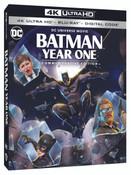 Batman Year One Commemorative Edition 4K HDR/2K Blu-ray