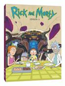 Rick and Morty Season 5 DVD