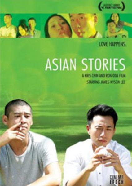 Asian Stories DVD