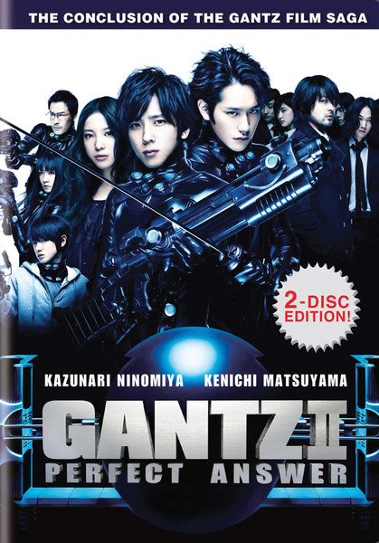 Gantz 2: Perfect Answer (2011) Bluray Subtitle Indonesia