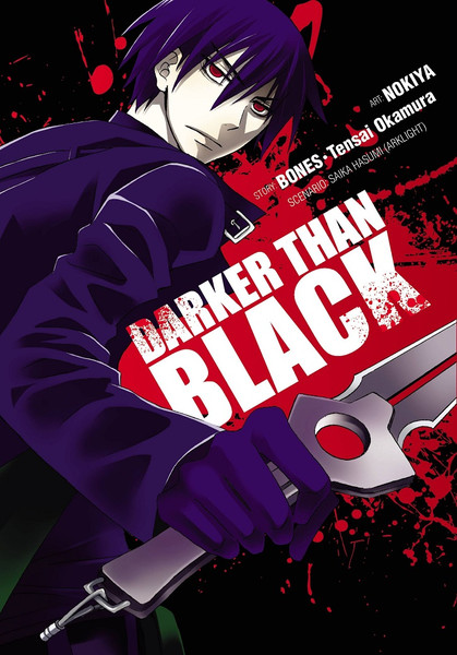 Image result for darker than black omnibus